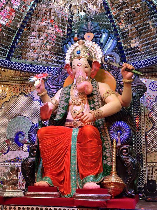 Lalbaug Cha Raja first look