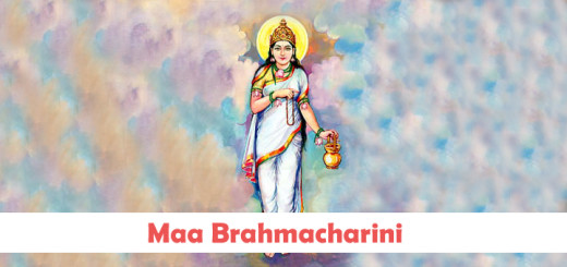 Maa Brahmacharini - Second Form of Nava Durgas