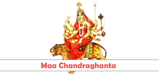 Maa Chandraghanta - Third Form of Nava Durgas