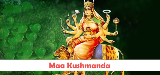 Maa Kushmanda - Fourth Form of Nava Durgas
