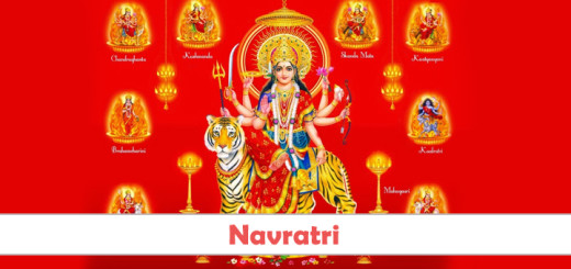 Navratri - The Nine Divine Nights